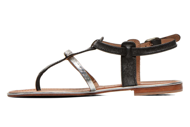 Sandali e scarpe aperte Les Tropéziennes par M Belarbi Bantou Nero immagine frontale
