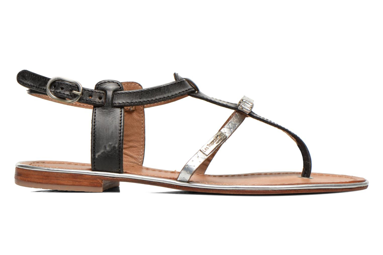 Sandales et nu-pieds Les Tropéziennes par M Belarbi Bantou Noir vue derrière