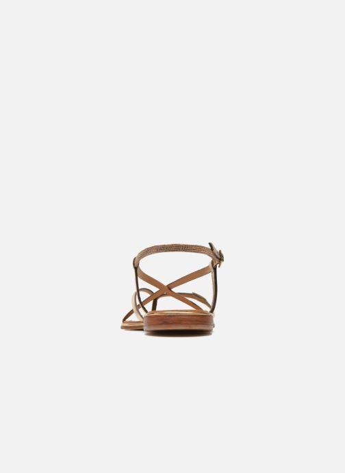 Sandales et nu-pieds Les Tropéziennes par M Belarbi Monaco Multicolore vue droite