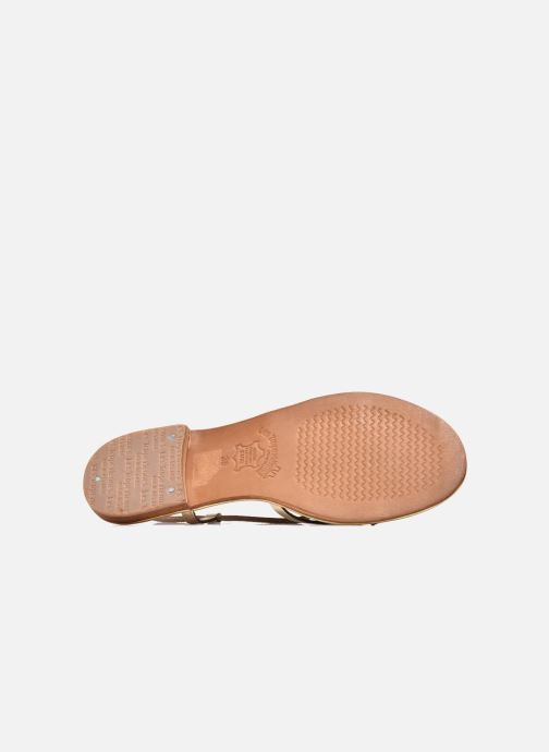 Sandales et nu-pieds Les Tropéziennes par M Belarbi Monaco Multicolore vue haut