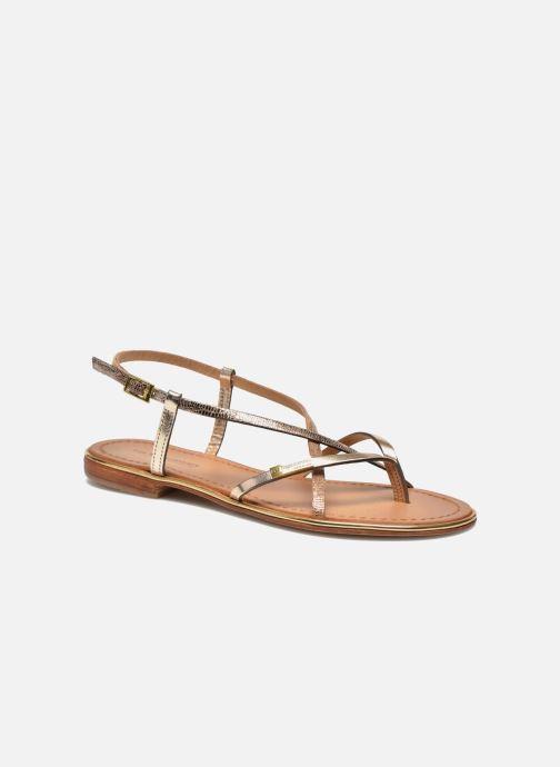 Sandales et nu-pieds Les Tropéziennes par M Belarbi Monaco Multicolore vue détail/paire