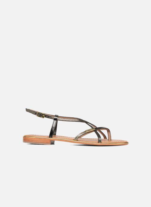 Sandali e scarpe aperte Les Tropéziennes par M Belarbi Monaco Nero immagine posteriore