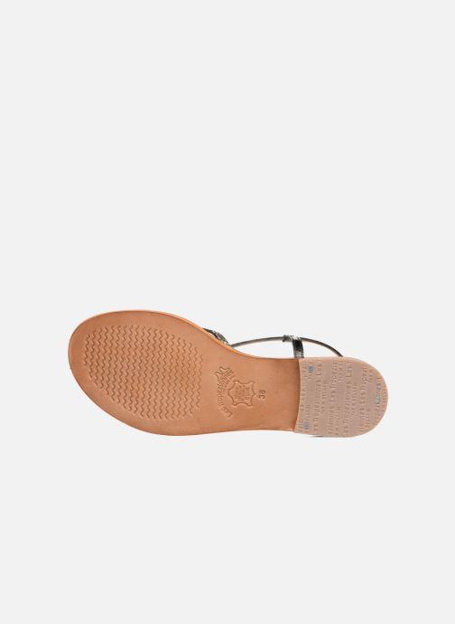 Sandali e scarpe aperte Les Tropéziennes par M Belarbi Monaco Nero immagine dall'alto