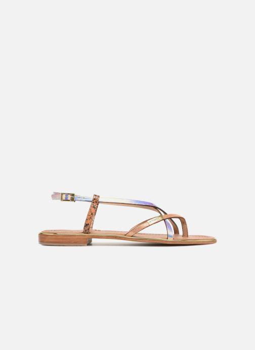Sandales et nu-pieds Les Tropéziennes par M Belarbi Monaco Orange vue derrière