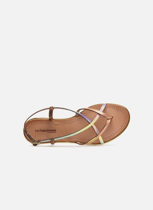 Sandales et nu-pieds Les Tropéziennes par M Belarbi Monaco Orange vue gauche