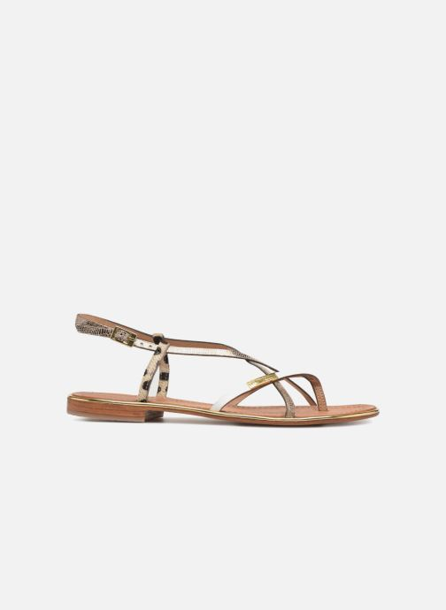 Sandales et nu-pieds Les Tropéziennes par M Belarbi Monaco Blanc vue derrière