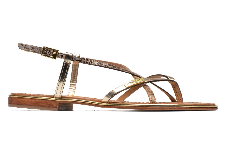 Sandalen Les Tropéziennes par M Belarbi Monaco mehrfarbig ansicht von hinten
