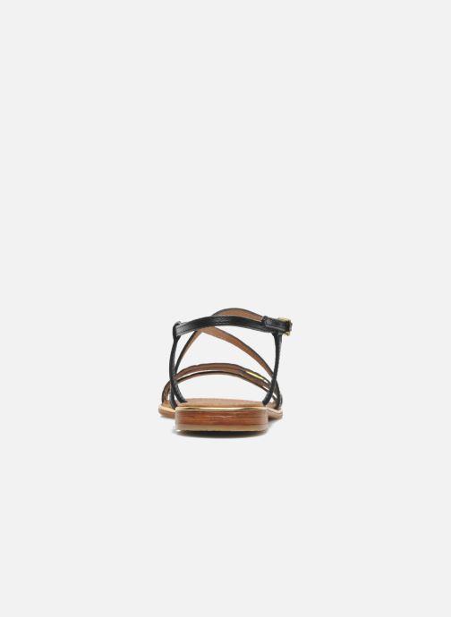Sandales et nu-pieds Les Tropéziennes par M Belarbi Balise Noir vue droite