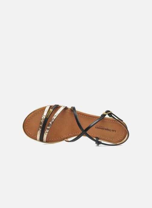 Sandals Les Tropéziennes par M Belarbi Balise Black view from the left