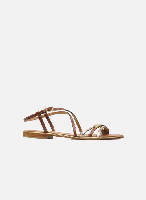 Sandalen Les Tropéziennes par M Belarbi Balise braun ansicht von hinten
