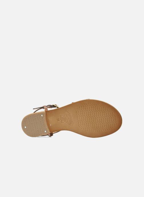Sandali e scarpe aperte Les Tropéziennes par M Belarbi Balise Marrone immagine dall'alto