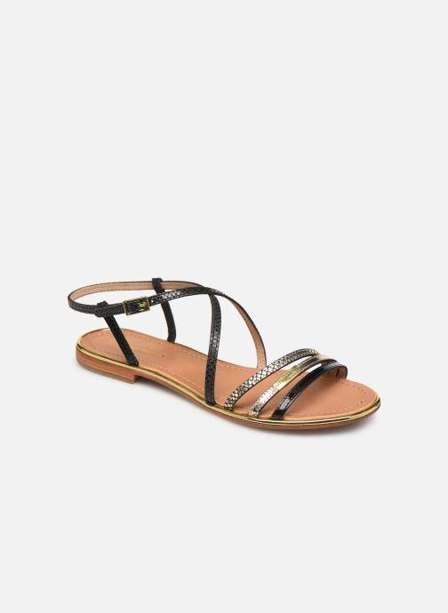 Sandales et nu-pieds Les Tropéziennes par M Belarbi Balise Noir vue détail/paire