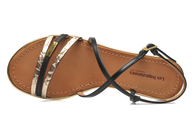 Sandales et nu-pieds Les Tropéziennes par M Belarbi Balise Noir vue gauche