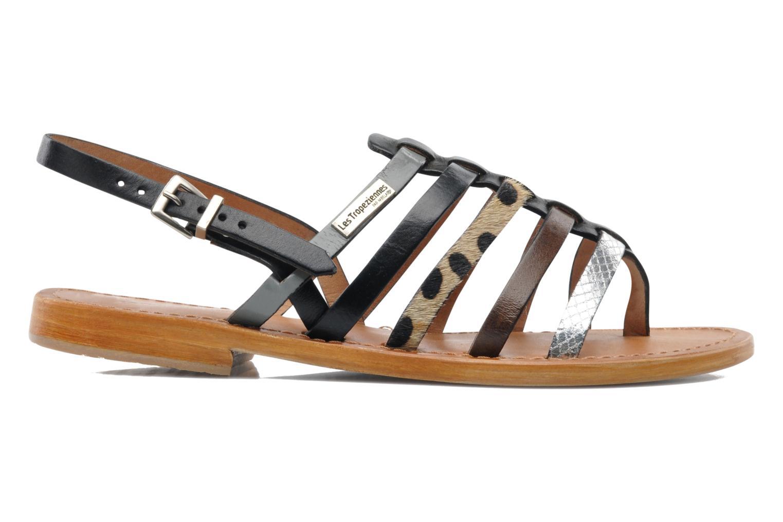 Sandales et nu-pieds Les Tropéziennes par M Belarbi Harpe Multicolore vue derrière