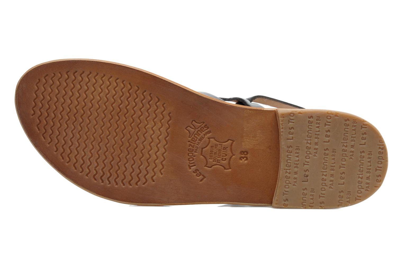 Sandales et nu-pieds Les Tropéziennes par M Belarbi Harpe Multicolore vue haut