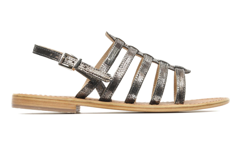 Sandales et nu-pieds Les Tropéziennes par M Belarbi Brillant Argent vue derrière
