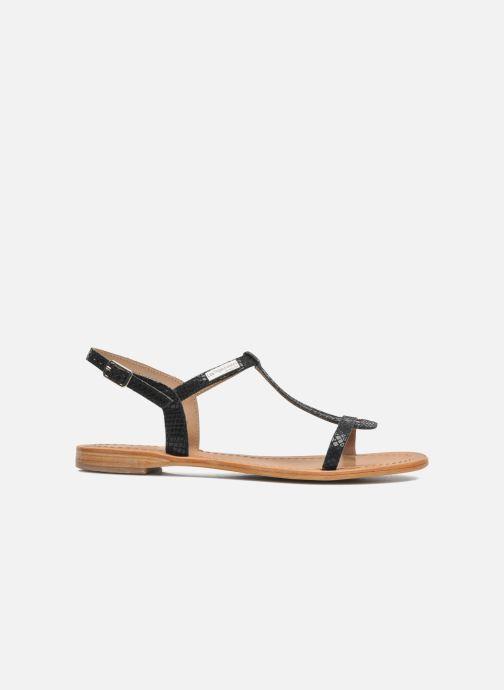 Sandalen Les Tropéziennes par M Belarbi Hamat schwarz ansicht von hinten