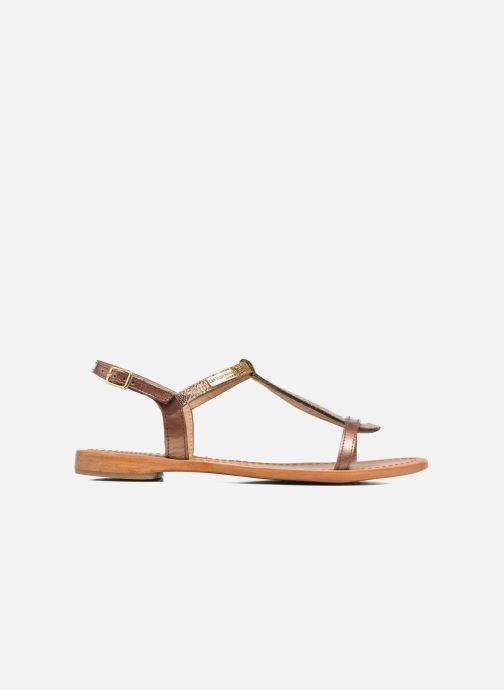 Sandalen Les Tropéziennes par M Belarbi Hamat gold/bronze ansicht von hinten