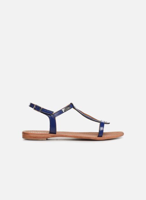 Sandalen Les Tropéziennes par M Belarbi Hamat Blauw achterkant