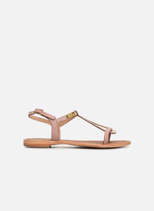 Sandales et nu-pieds Les Tropéziennes par M Belarbi Hamat Rose vue derrière