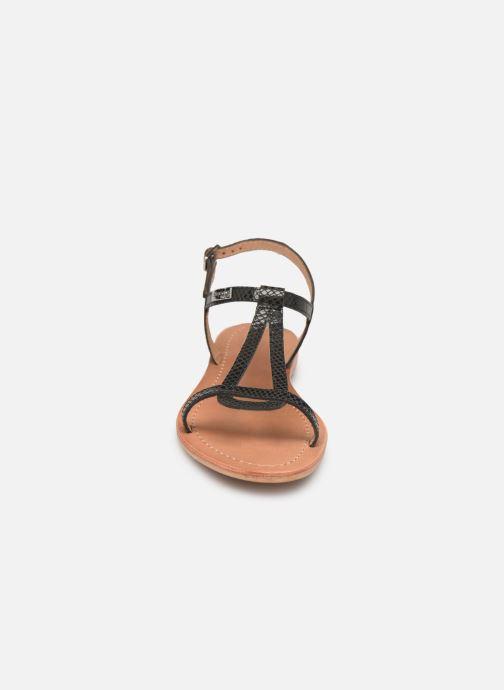 Sandalen Les Tropéziennes par M Belarbi Hamat Zwart model