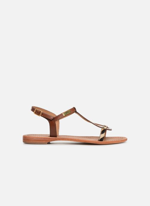 Sandalen Les Tropéziennes par M Belarbi Hamat braun ansicht von hinten