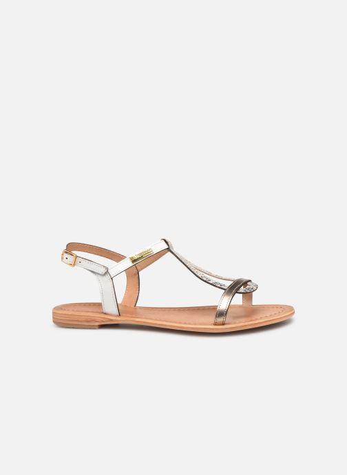Sandales et nu-pieds Les Tropéziennes par M Belarbi Hamat Blanc vue derrière