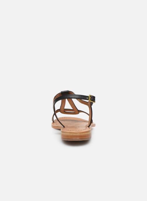 Sandali e scarpe aperte Les Tropéziennes par M Belarbi Hamat Nero immagine destra