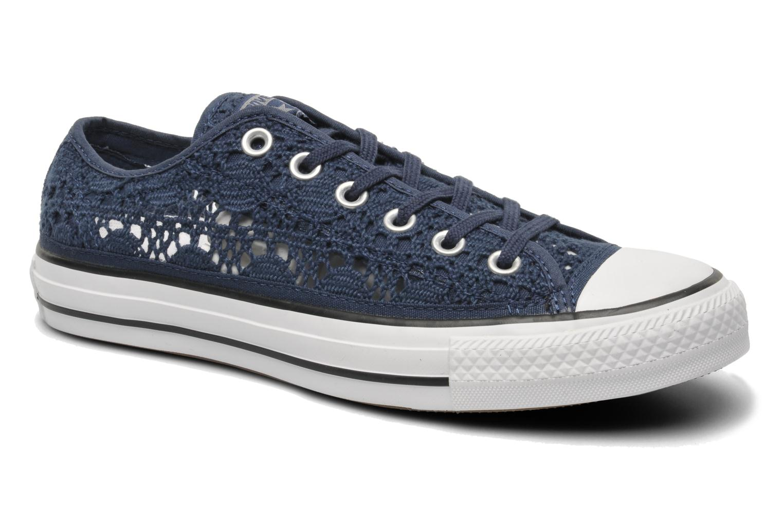 Converse Chuck Taylor All Star Crochet Ox W (Azul) - Deportivas chez ...