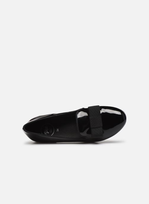 Loafers Yep Anne Marie Black view from the left