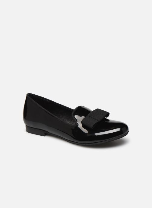 Loafers Yep Anne Marie Black detailed view/ Pair view