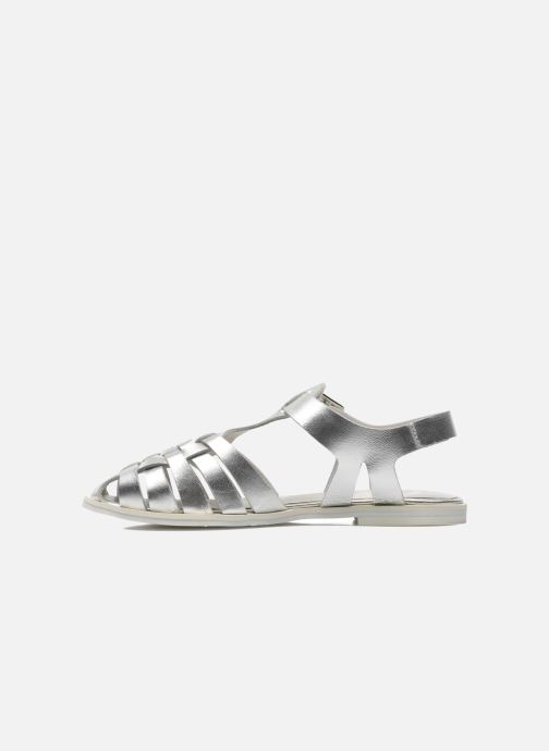 Sandals Yep Bernice Silver front view