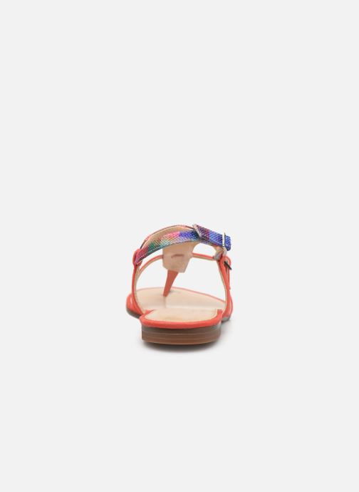 Sandals JB MARTIN 2GAELIA Multicolor view from the right