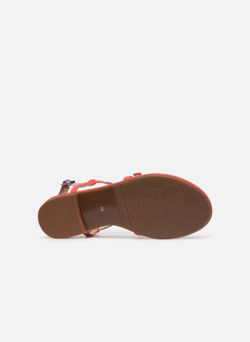 Sandals JB MARTIN 2GAELIA Multicolor view from above