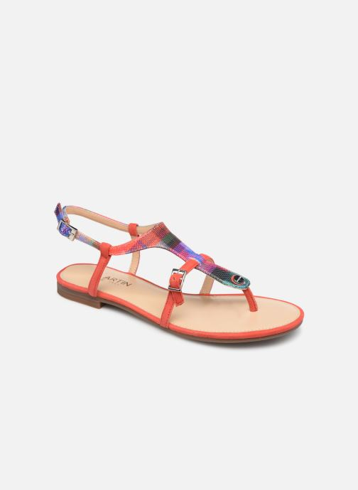 Sandals JB MARTIN 2GAELIA Multicolor detailed view/ Pair view