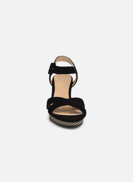 Sandals JB MARTIN QUERIDA Black model view