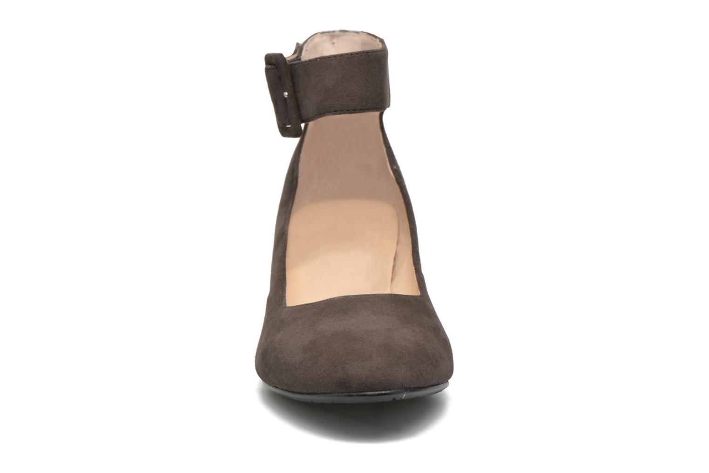 Escarpins JB MARTIN Grapa Gris vue portées chaussures