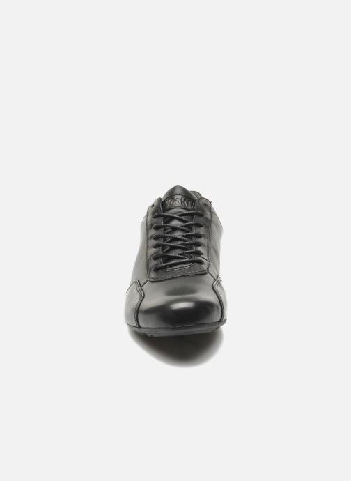 Sneaker Redskins Guiz schwarz schuhe getragen