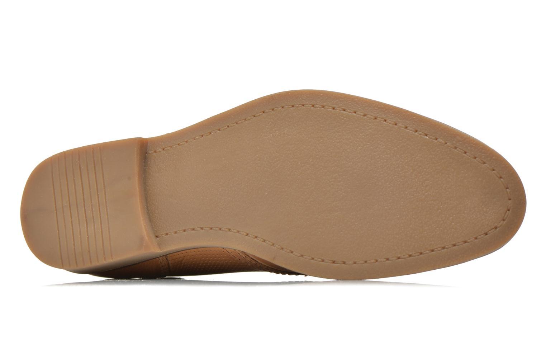 Chaussures à lacets Redskins Wolna Marron vue haut