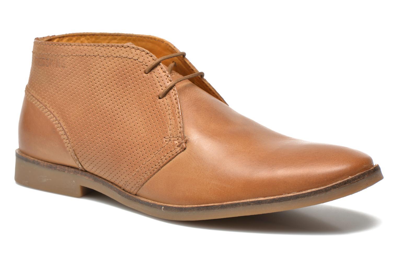 Chaussures à lacets Redskins Wolna Marron vue détail/paire
