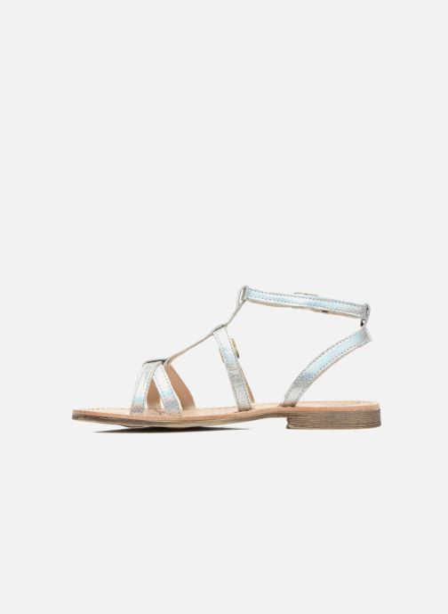 Sandals Ramdam by GBB CAMPANA Silver front view