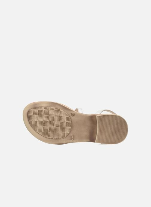 Sandals Ramdam by GBB CAMPANA Silver view from above