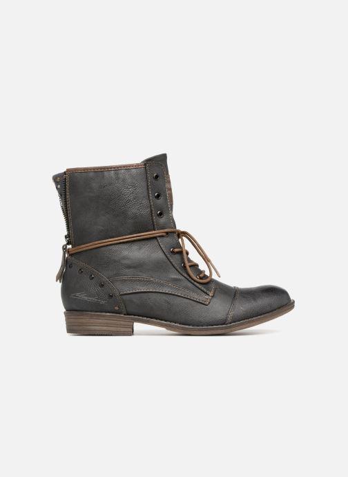 Boots en enkellaarsjes Mustang shoes Julie Grijs achterkant