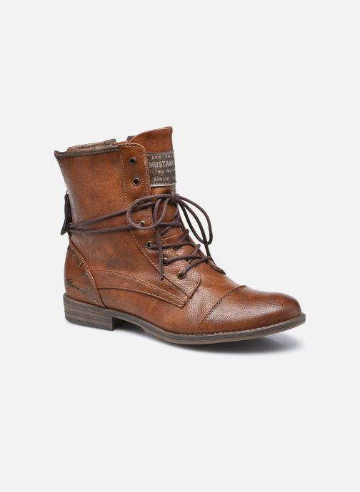 0ff54e62a3a Mustang shoes Julie (Brun) - Boots på Sarenza.se (339950)