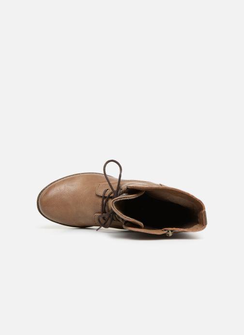 Boots en enkellaarsjes Mustang shoes Julie Bruin links