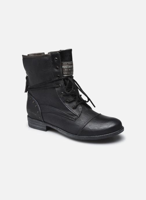 Stiefeletten & Boots Mustang shoes Julie schwarz detaillierte ansicht/modell