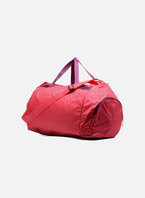 Sporttaschen Puma Fit AT Sports Duffle rosa ansicht von rechts