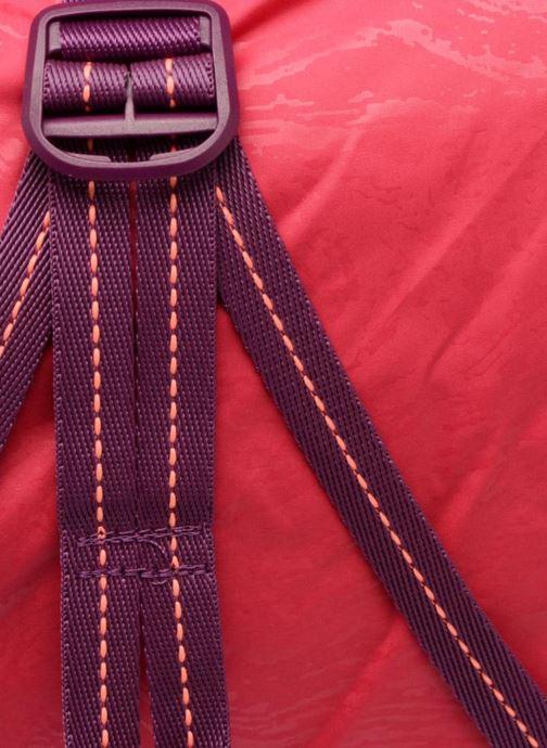 Sporttaschen Puma Fit AT Sports Duffle rosa ansicht von links