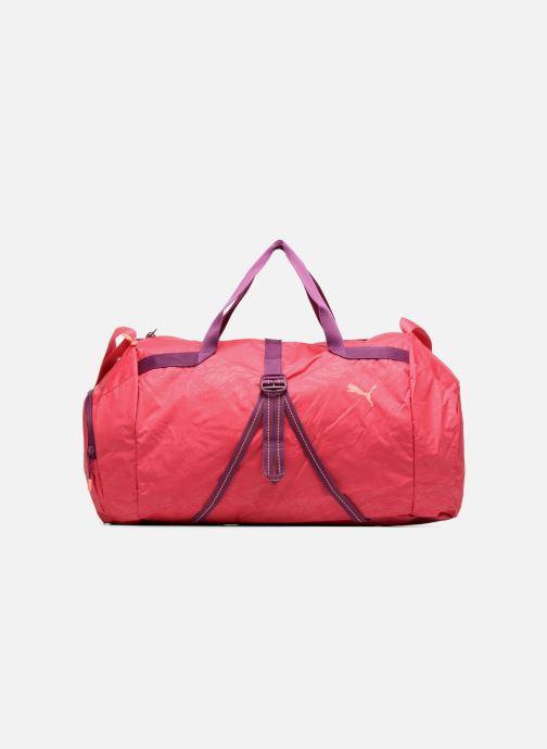 Sportstasker Puma Fit AT Sports Duffle Pink detaljeret billede af skoene