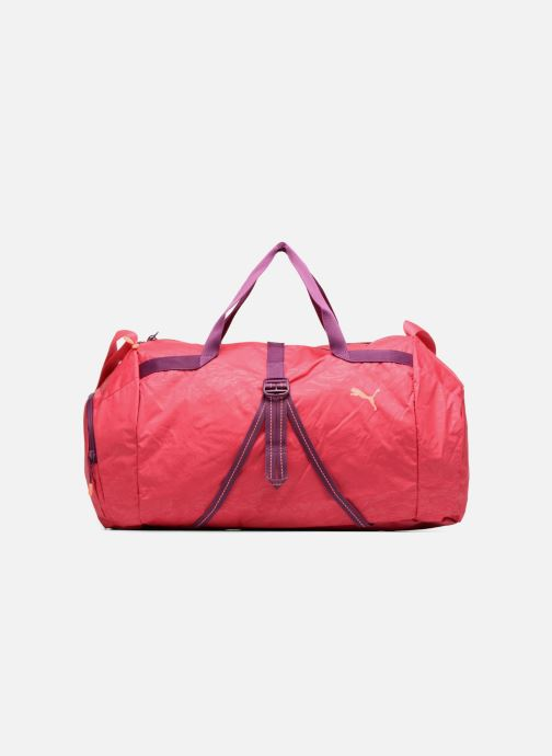Sports bags Puma Fit AT Sports Duffle Pink detailed view/ Pair view